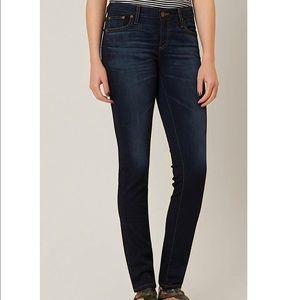 Big Star Maddie skinny stretch dark jeans size 28